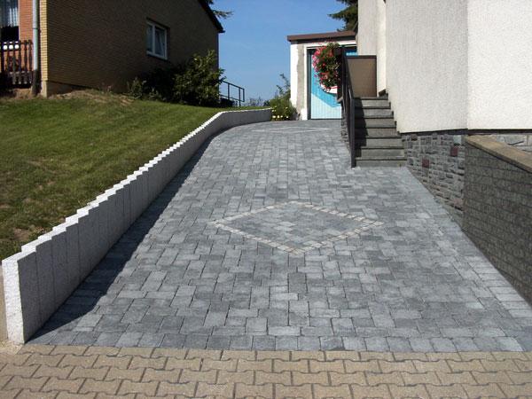 Gartengestaltung Renn   Einfahrten/Eingänge